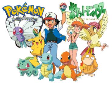 Výsledok vyhľadávania obrázkov pre dopyt pokémon 1. séria