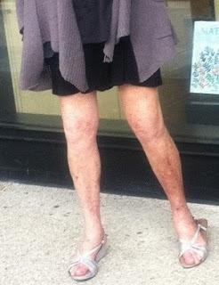 mini-skirt over 50