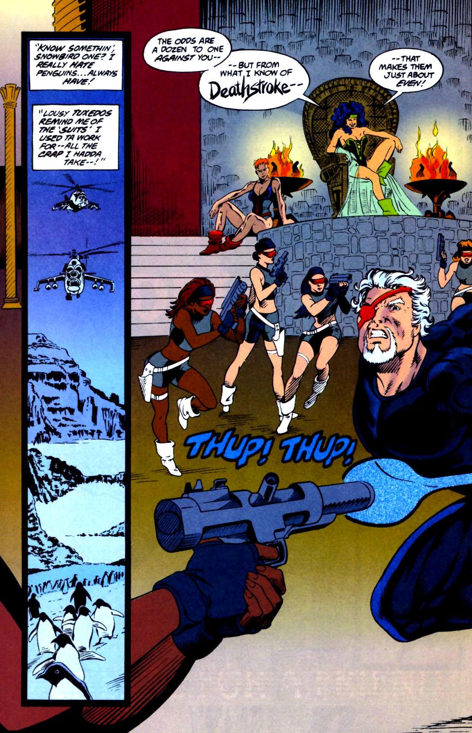 Deathstroke (1991) Issue #18 #23 - English 3
