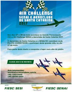 AIR CHALLENGE 2017 - ACSC/SENAI-SC