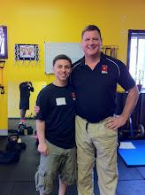 Me and Dan John, Sr RKC