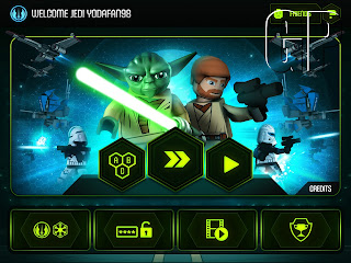 lego star wars the yoda chronicles screen 2 LEGO Star Wars: The Yoda Chronicles (iOS)   Logo & Screenshots