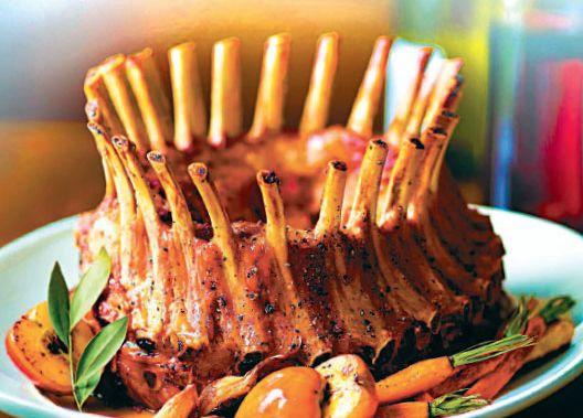 Kitchen Magic: Crown Roast of Pork