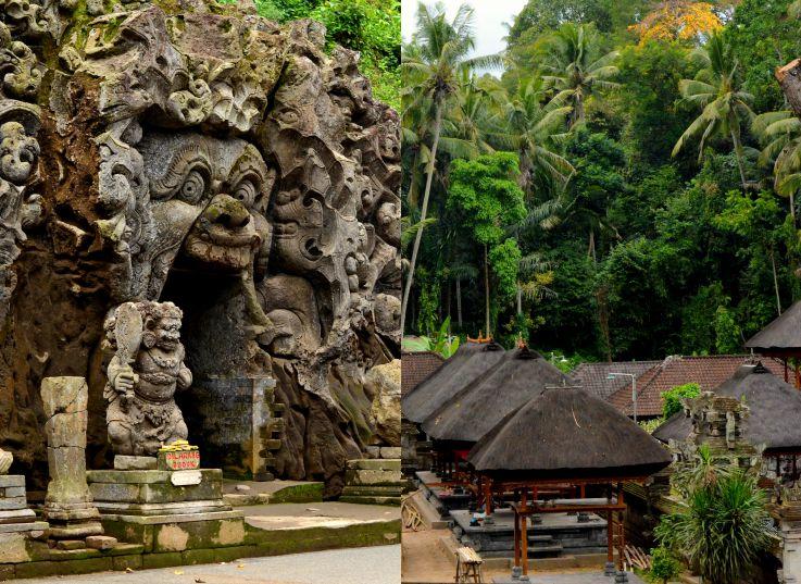 Elephant cave, Bali, Indonesia, Gianyar Bedulu