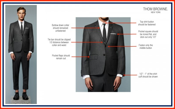 Oki Ni Features Thom Browne Suiting Styling Guide