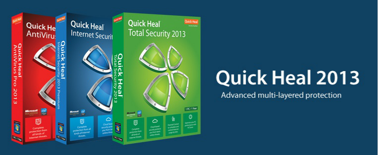 cracked version of quick heal antivirus