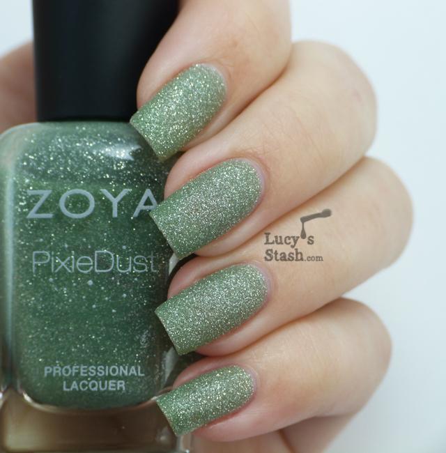 Lucy's Stash - Zoya PixieDust Vespa