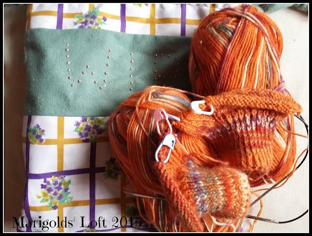 zigzagular socks drops fabel