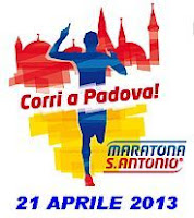 Logo Maratona di Padova 2013