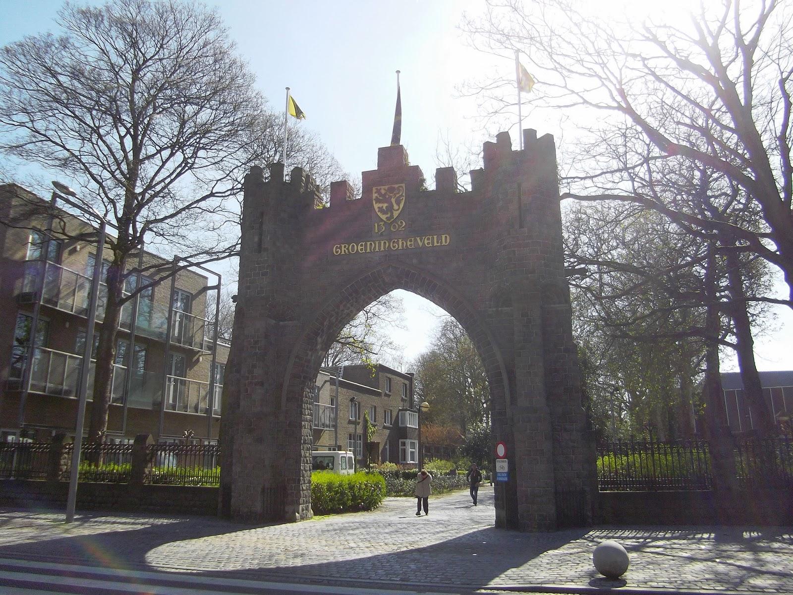 Trip to kortrijk belgium life in luxembourg for Courtrai belgium