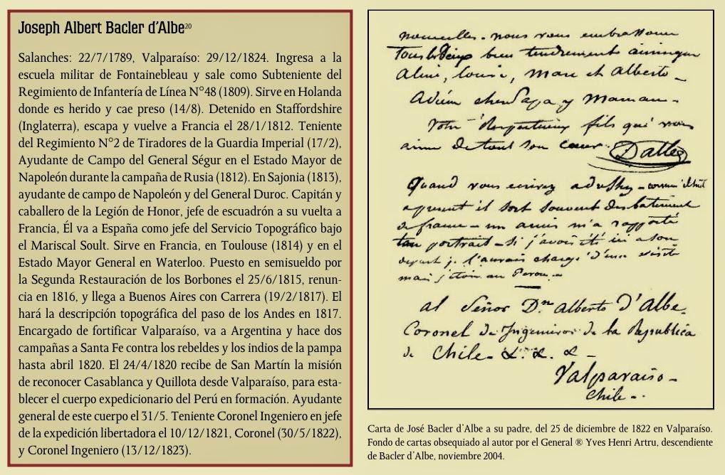 Joseph Albert BACLER D'ALBE