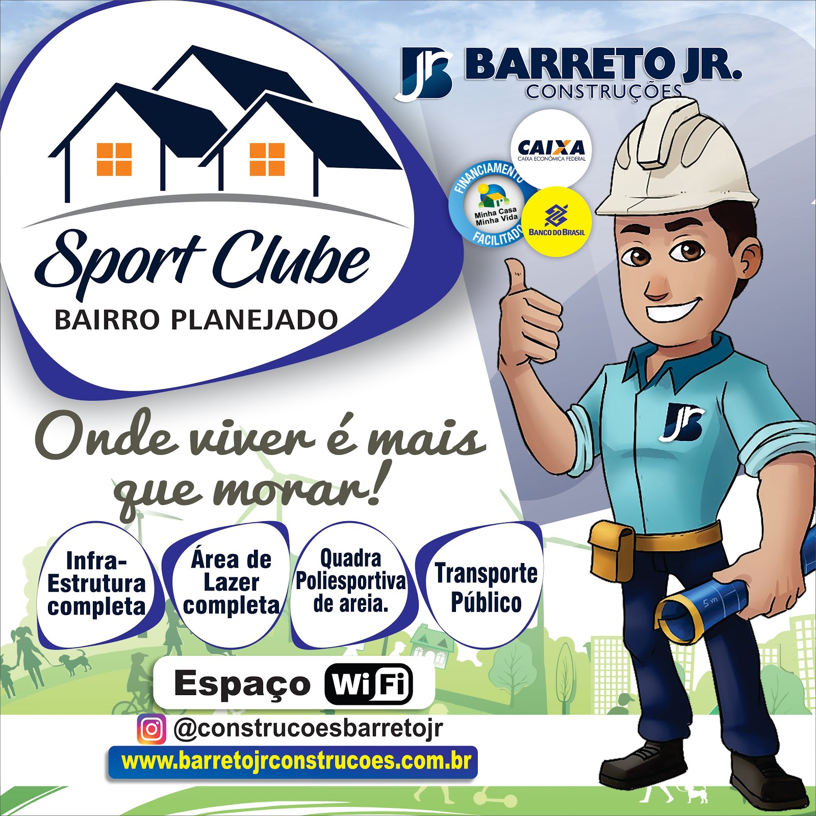 BARRETO JR. CONSTRUÇÕES