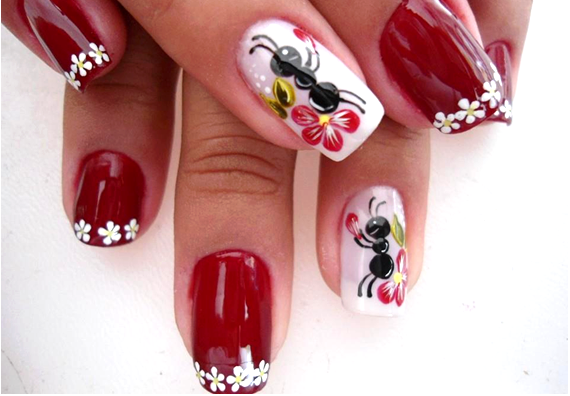 Ladies Nails Trends...