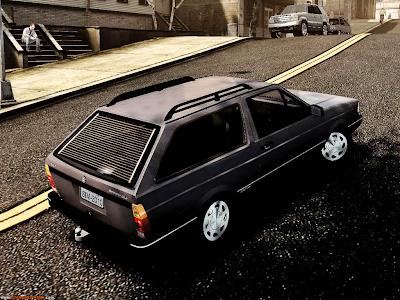 Volkswagen Parati GLS 1.8 Para GTA IV