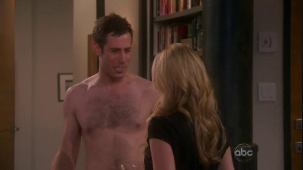 Josh Cooke Shirtless