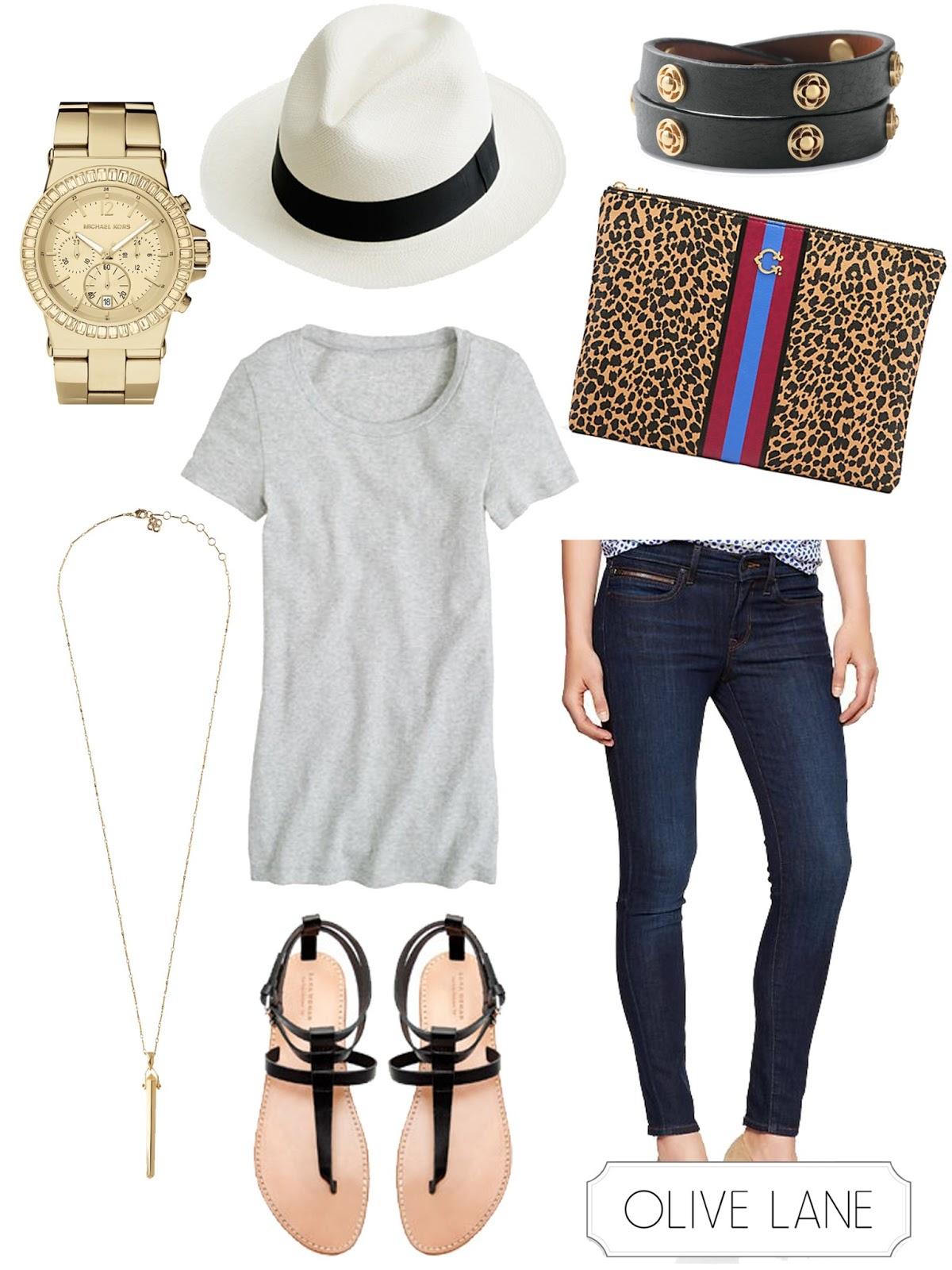 olive lane  fashion friday   c wonder leopard clutch