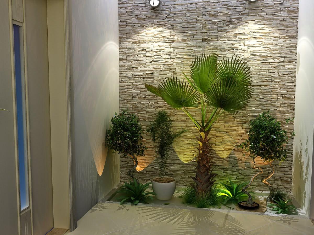 ofuro no jardim de inverno:Construindo Minha Casa Clean: Jardins  #496018 1200x900 Banheiro Com Banheira E Jardim