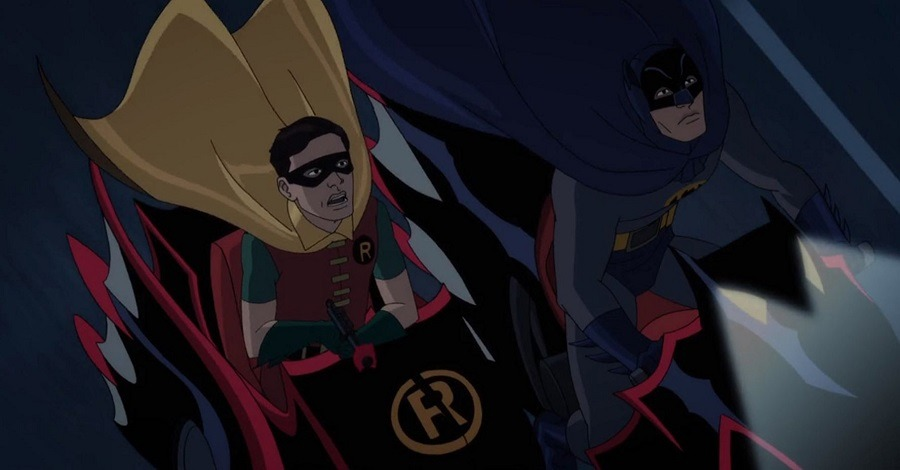 Batman Vs Duas-Caras Mp4 Download Imagem