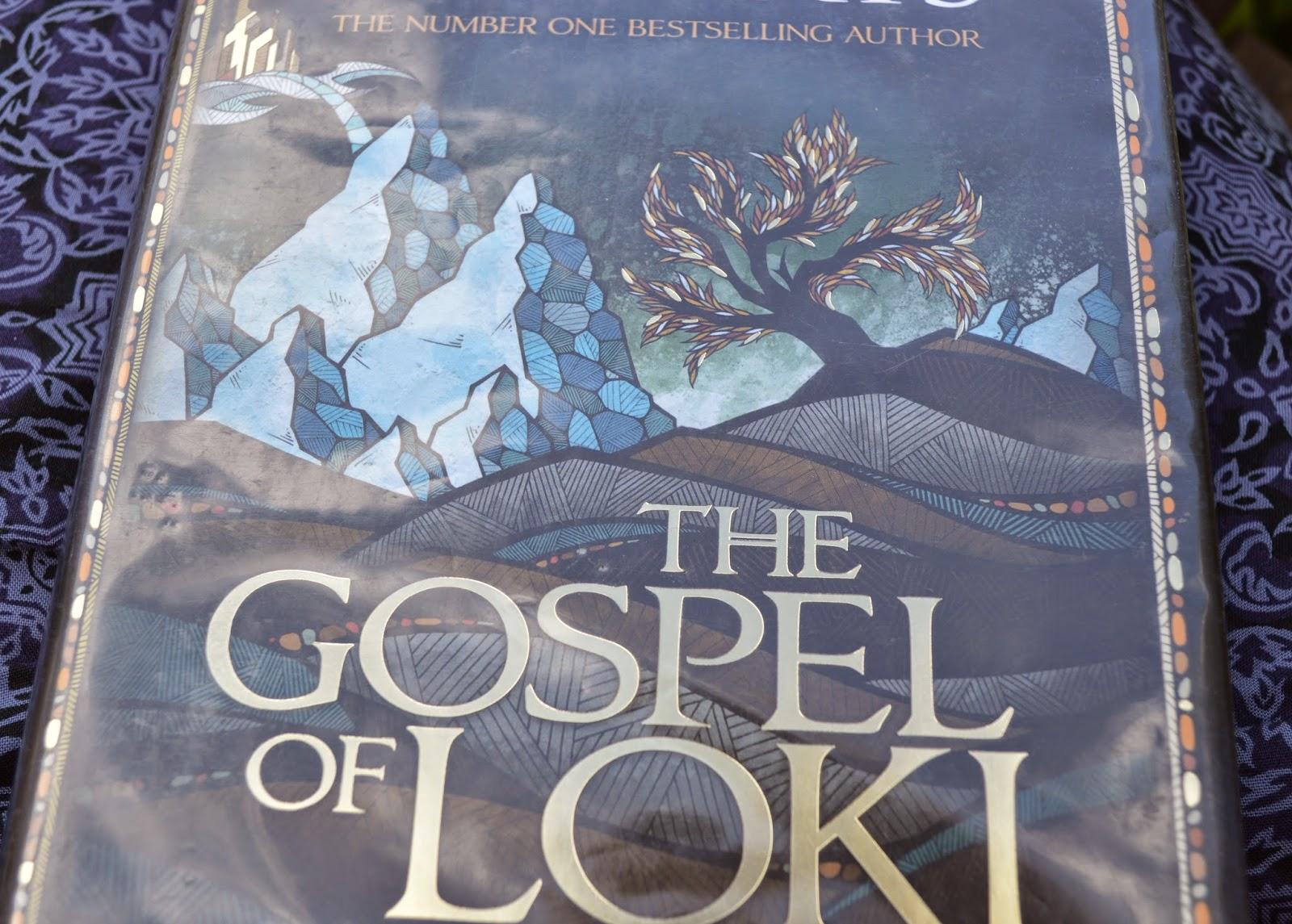 ISBN; 9781473202351,Joanne Harris, The Gospel of Loki, Norse mythology, gods, trickster, book, review, fiction, hardback, UK edition