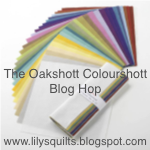 The Oakshott Colourshott Blog Hop