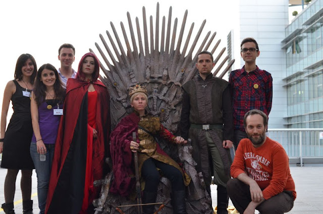 Game of thrones trono di spade sky hbo cosplayer baratheon joffrey