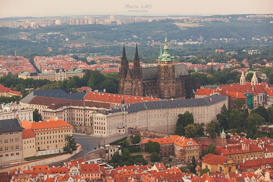 Прага на пражской