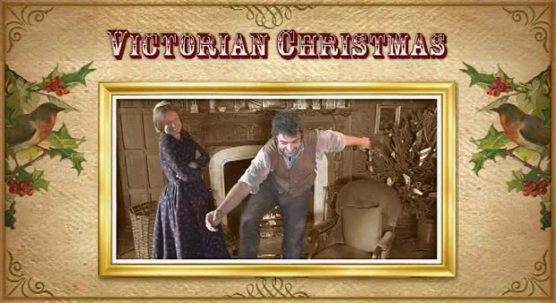 Victorian Christmas Games and Activities