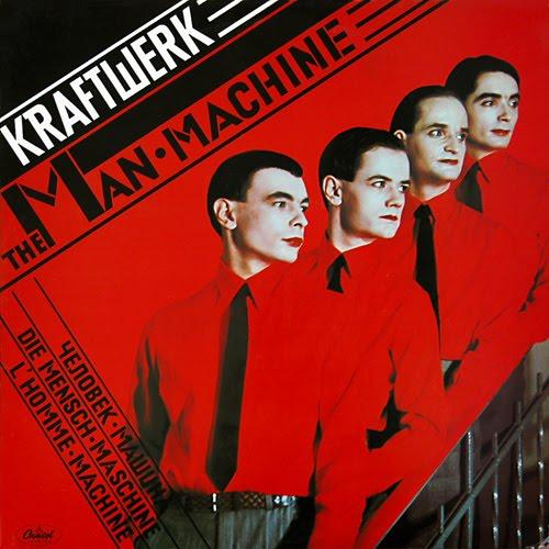 Discografias: Kraftwerk - The Man Machine (1978)