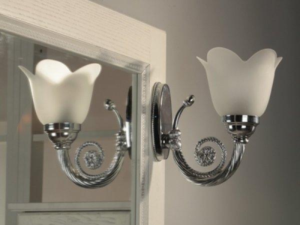 Светильники для мебели Акватон Жерона в ванную комнату