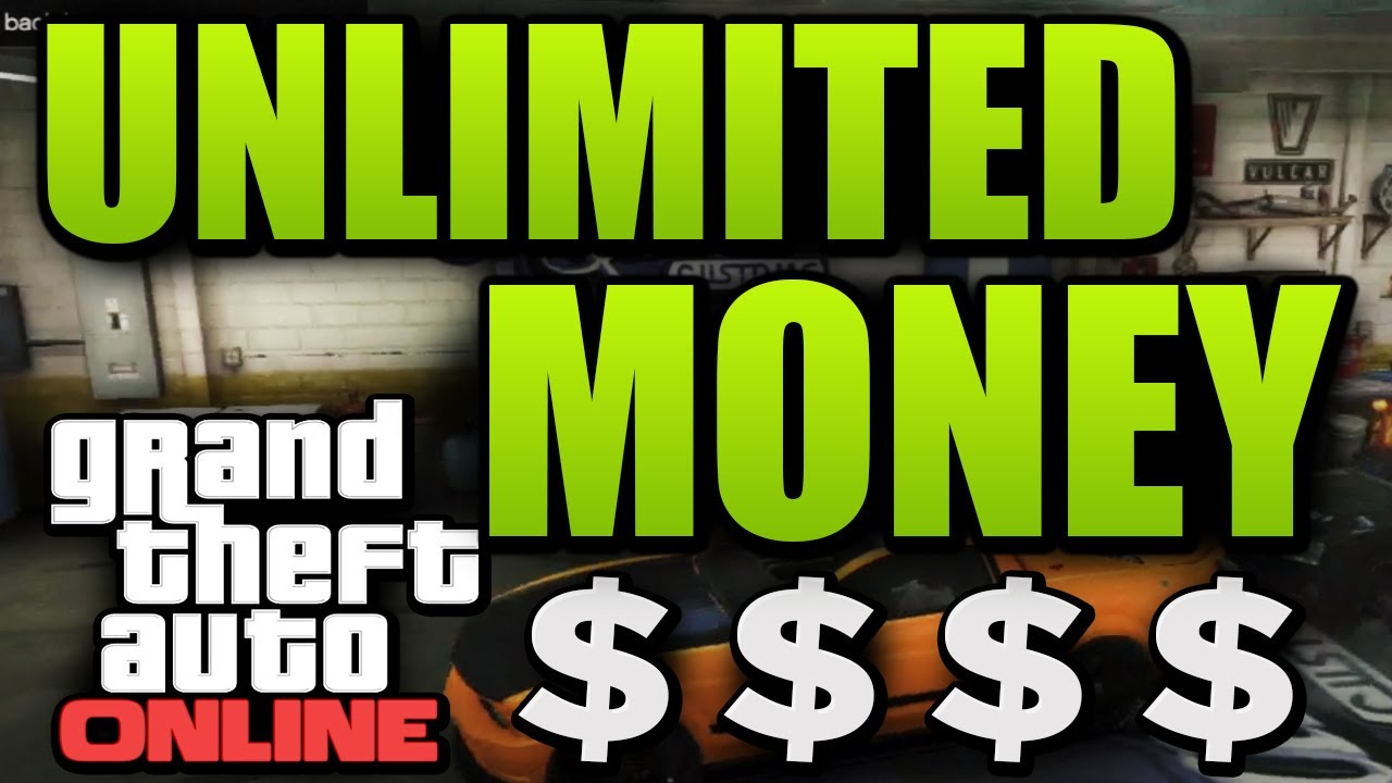 Generator GTA Online Money