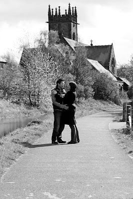 Location Engagement Shoot Photographer Edinburgh