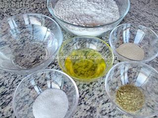 Focaccia cu oregano ingrediente reteta