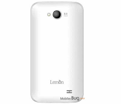 Lemon Aspire HD (Android 4.2 | 8 MP Rear Camera)