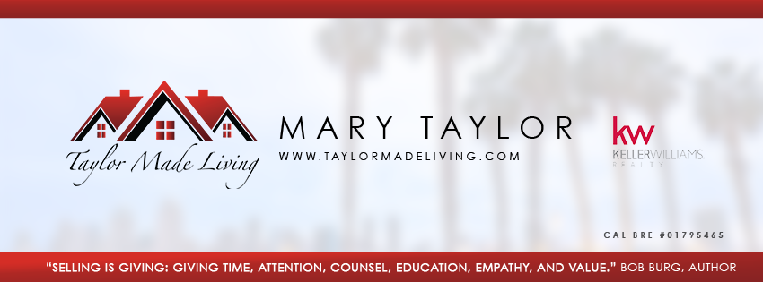 San Diego Real Estate - Mary Taylor, Realtor, A member of The Institute of Luxury Home Marketing
