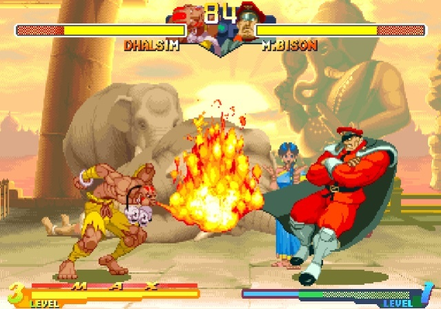 Street Fighter Alpha 2 Pc