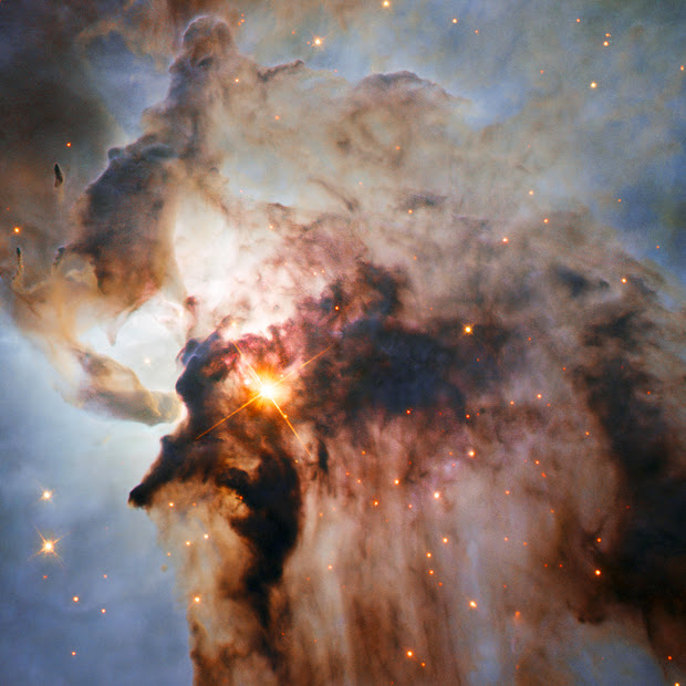 Amazing Hubble image of M8 – The Lagoon Nebula