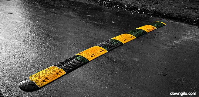 road bump malaysia