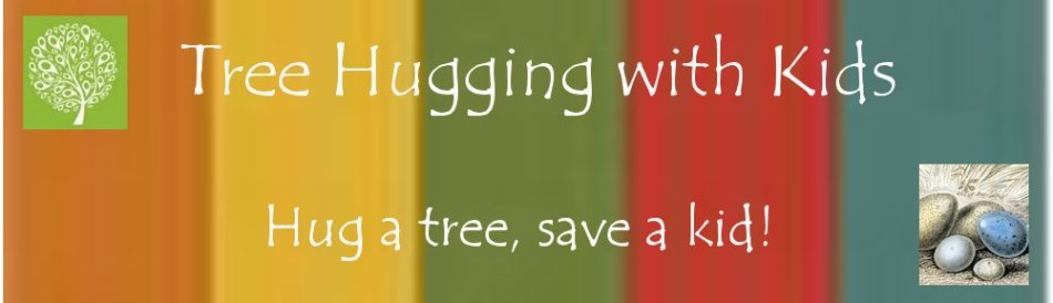 Tree Hugging with Kids