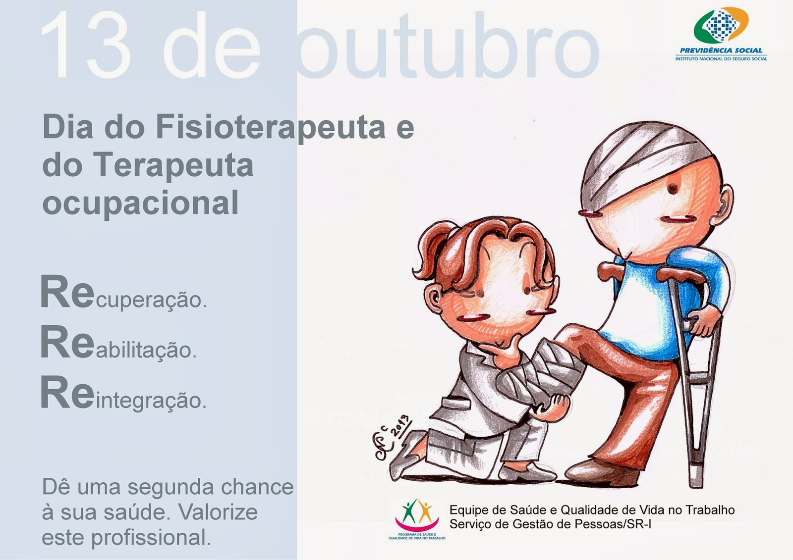 Populares perito.med: DIA DO FISIOTERAPEUTA PS03