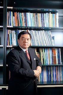 亞洲水泥 主席 徐旭東