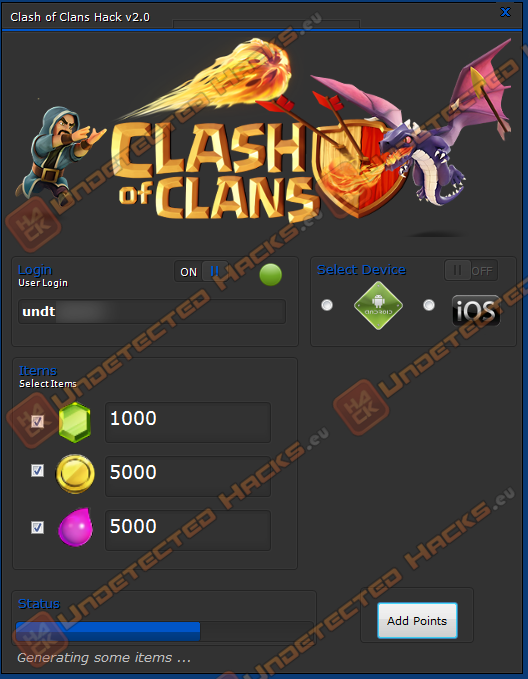 Clash of Clans Cheat