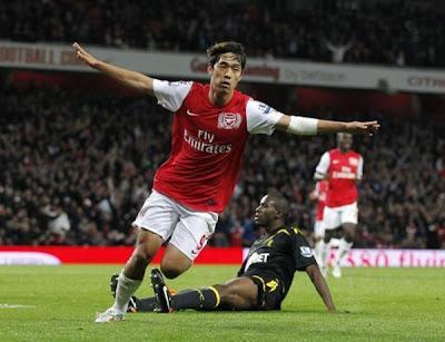 Arsenal 2 - 1 Bolton Wanderers (3)