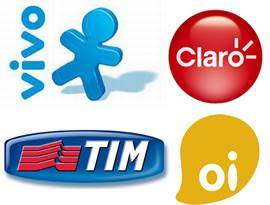 Credito de Celular Tim Vivo Oi Claro - Recarga Online Clique na foto para Recarregar