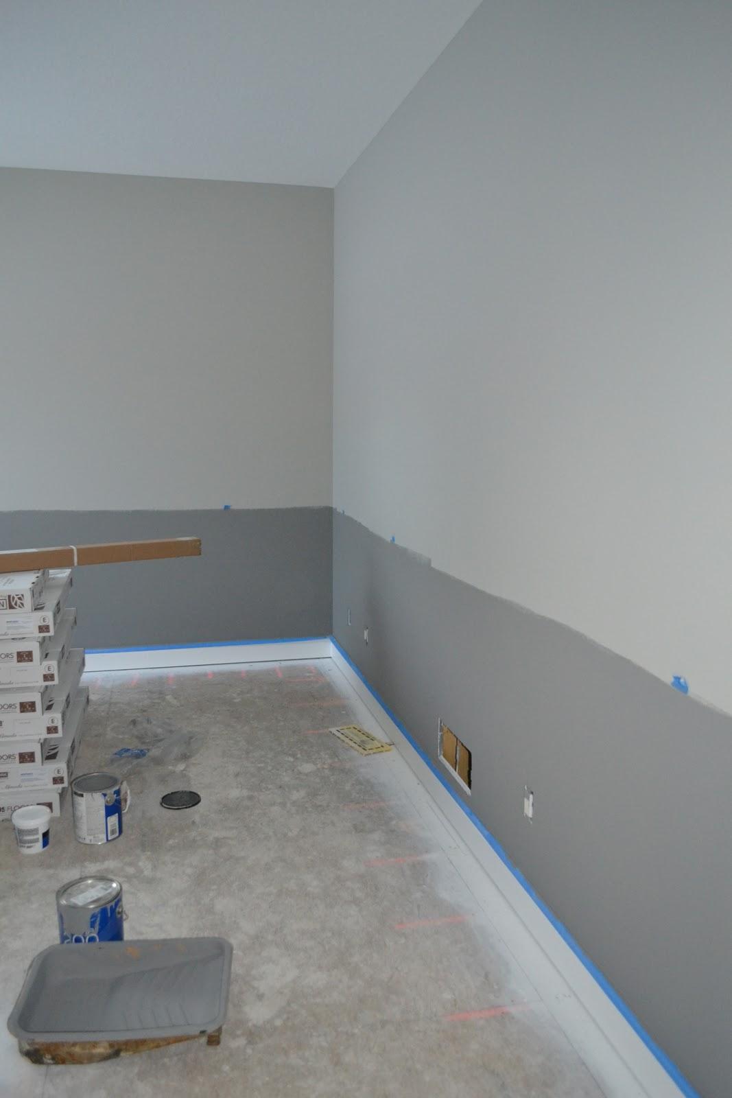 De Jong Dream House PaintingAlmost Done