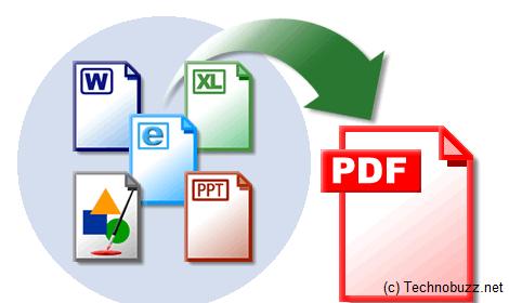 Cara Membuat File Pdf Mengubah Word Jadi PDF