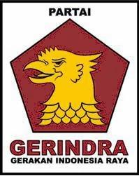 Gerindra, Partai gerakan indonesia raya, pimpinan partai gerindra, organisasi gerindra, sejarah partai gerindra