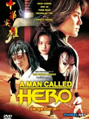 Trung Hoa Anh Hùng-A Man Called Hero