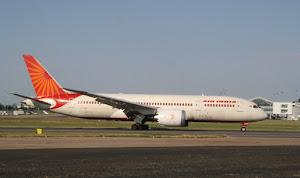 Boeing 788 Air India