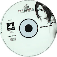 Walktrough Final Fantasy VIII Disc 2