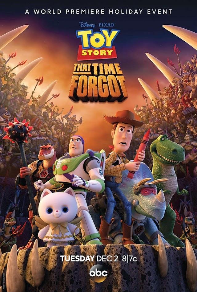 Toy Story – Esquecidos pelo Tempo Dublado